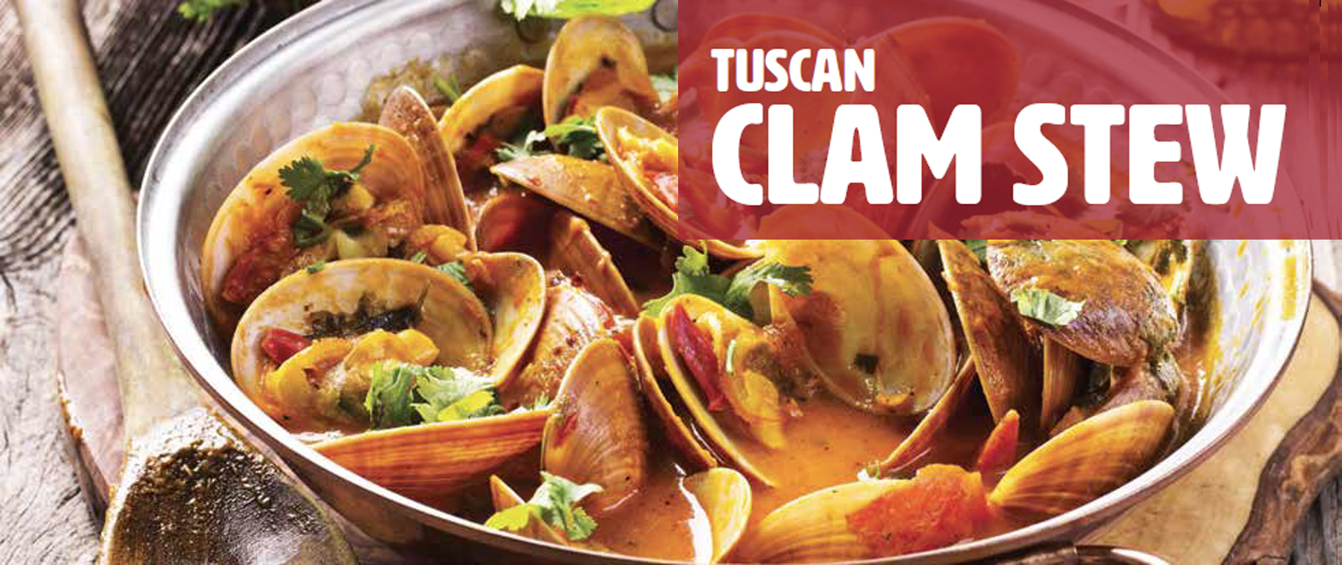 Tuscan Clam Stew