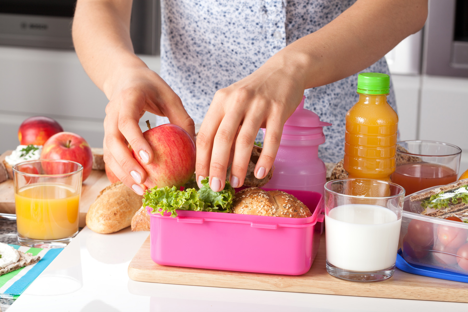 Beef Up the Lunch Box and Create a Meal that Will Satisfy and Nourish |  Meat Poultry Nutrition | meatpoultrynutrition.org
